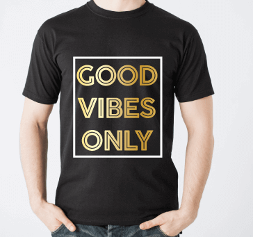 Buy Good Vibes Only