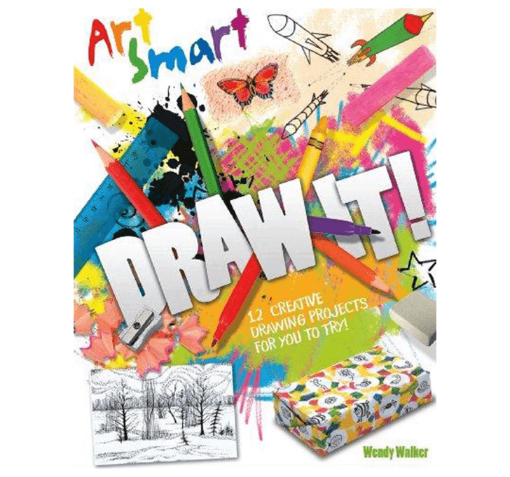 Art Smart Draw It (English)